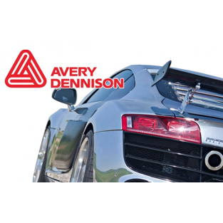 "Avery Conform Chrome Vehicle Marking and Wrapping Film - 48"" Wide"